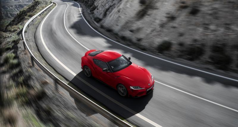 Prix Toyota Supra : 65 900 euros