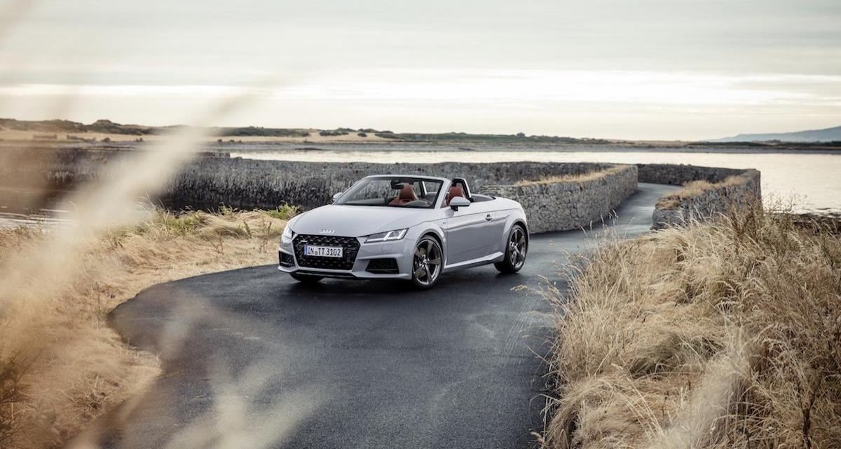 Audi dévoile les prix de l'édition limitée « 20 years » de sa TT
