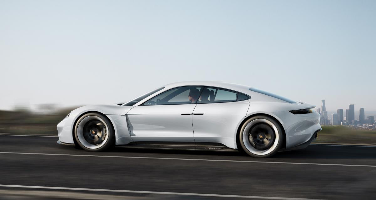 Une batterie de 90 kWh pour la Porsche Taycan