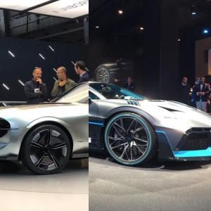 Festival AutomobileInternational 2019 : tous les modèles exposés à Paris en photos