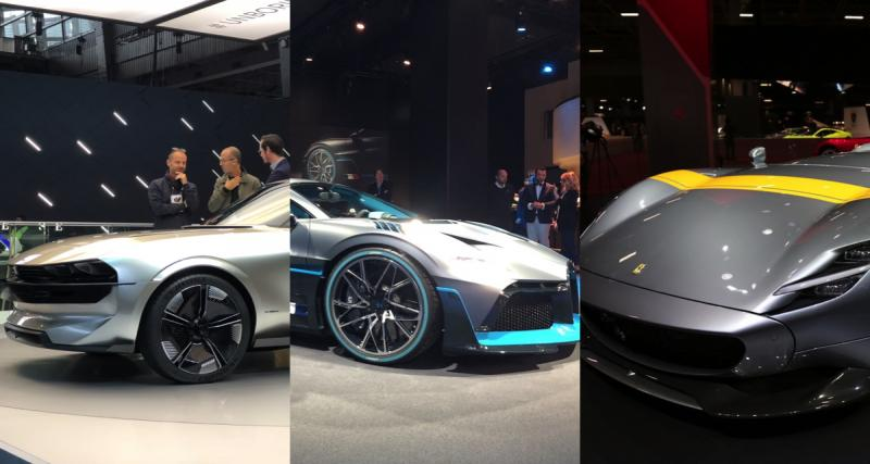 Festival Automobile International 2019 : tous les modèles exposés à Paris en photos
