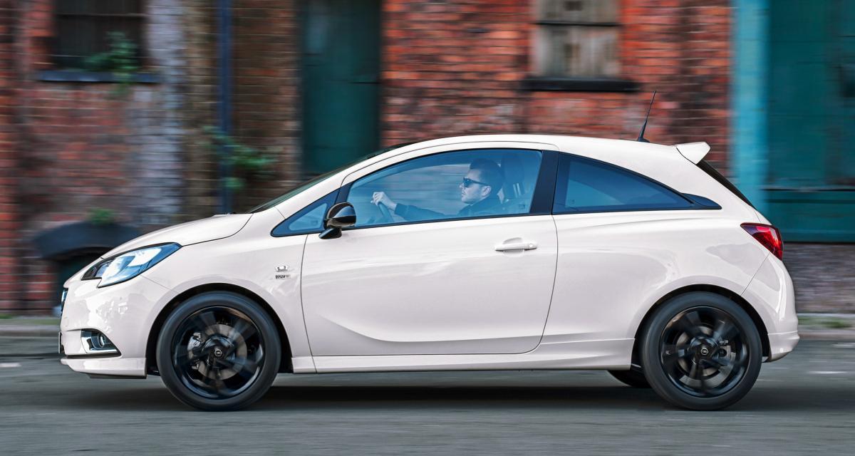 Opel fête ses 120 ans d'histoire avec une série limitée de sa Corsa