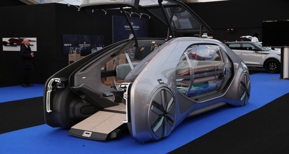 Renault EZ-Go : nos photos au Festival Automobile International 2019