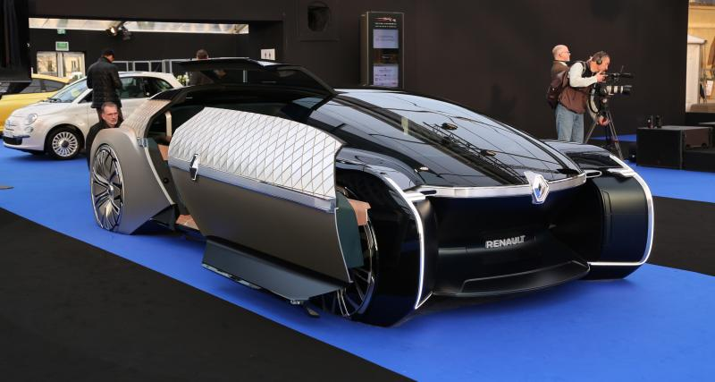 Renault EZ-Ultimo : nos photos au Festival Automobile International 2019