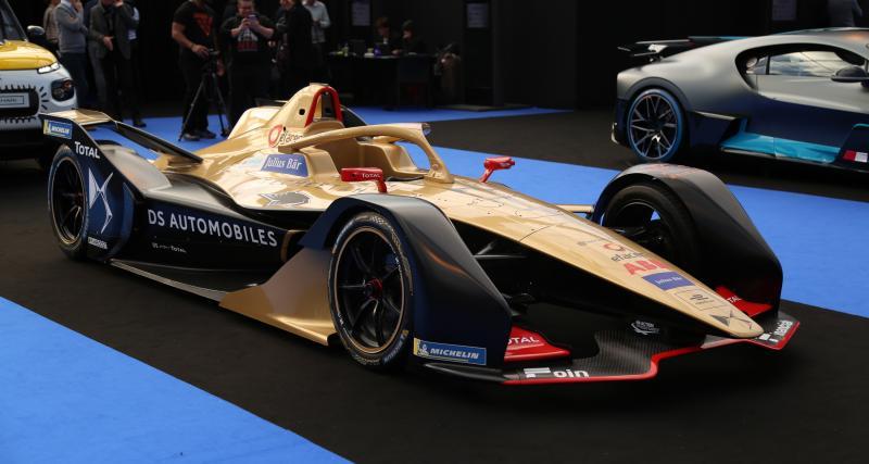 DS Formule E : nos photos au Festival Automobile International 2019