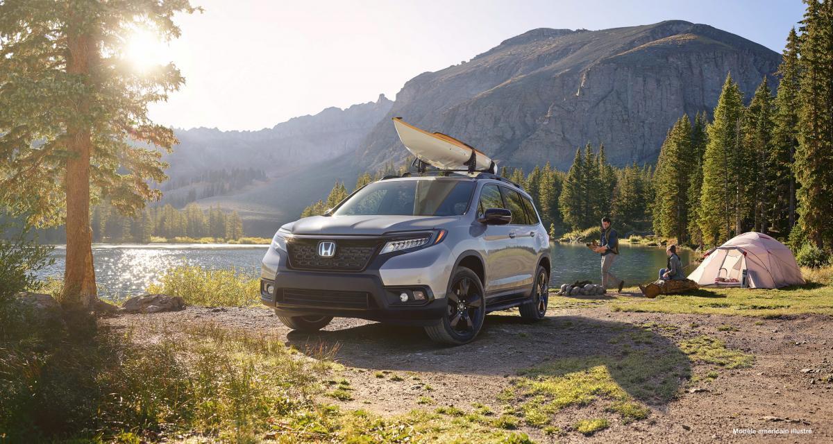 Honda Passport : le nouveau SUV du constructeur japonais
