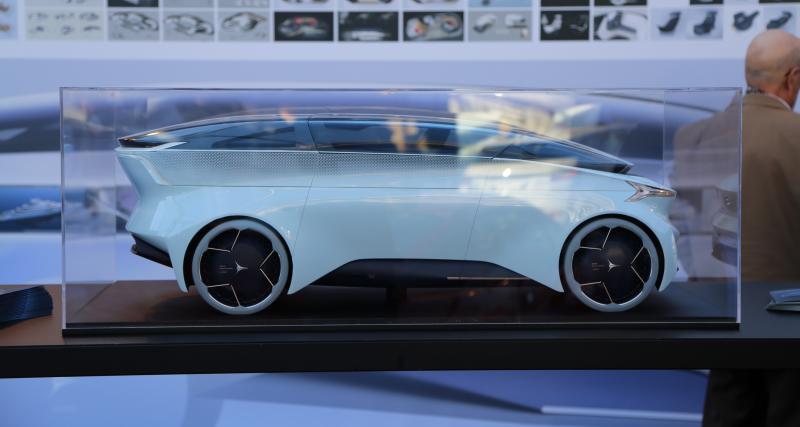 Exposition Icona au Festival Automobile International : nos photos