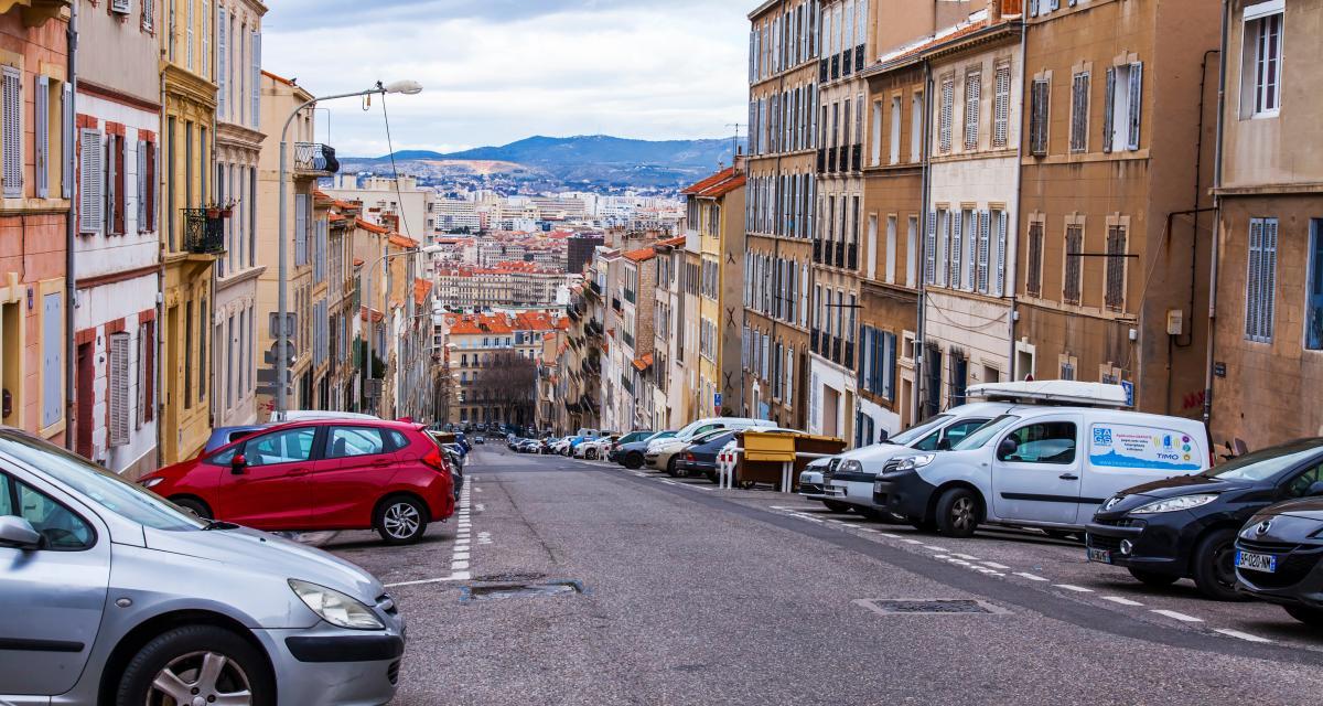Vidéo-verbalisation : 81 500 PV à Marseille en 2018