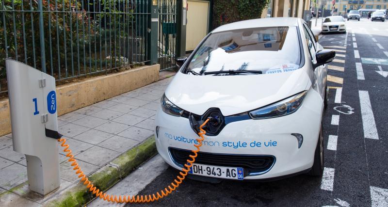 Voiture électrique : 1000 km d'autonomie fin 2021
