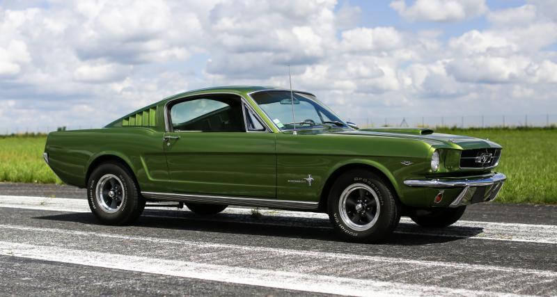 En Mustang ou en Camaro, c'est le pied!