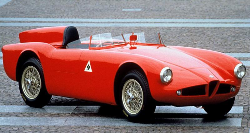 Rétromobile 2019 : Fiat, Alfa Roméo, Abarth, Lancia… les modèles exposés du groupe FCA en photo