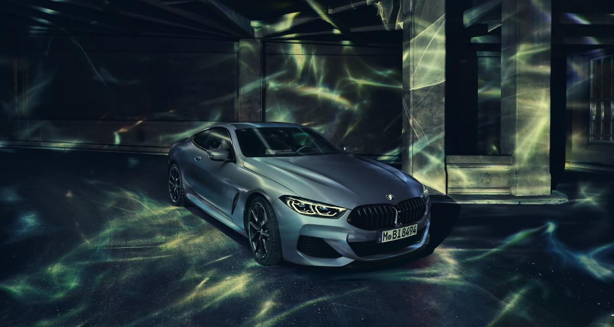 BMW Série 8 Coupé : toutes les photos de la First Edition