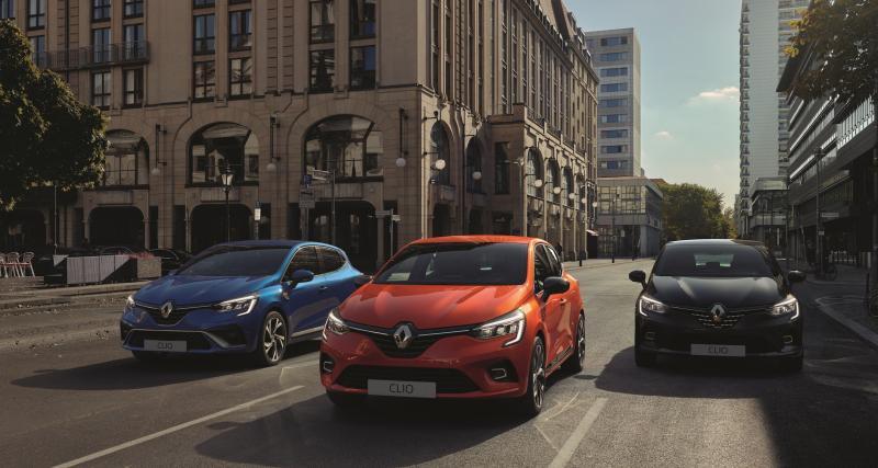 Nouvelle Renault Clio 5 : l'extérieur de la citadine en cinq points