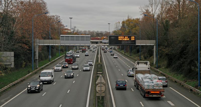 Flashé à 183 km/h sur une route limitée à 110 km/h