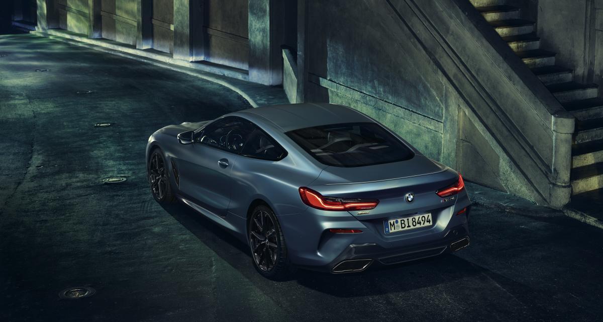 BMW Série 8 Coupé : l'édition de lancement dévoilée