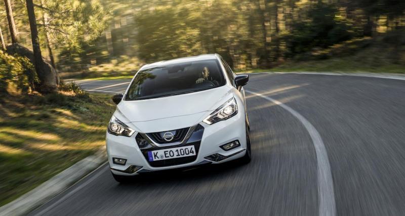 Nissan Micra N-Sport : les photos de notre essai au Portugal