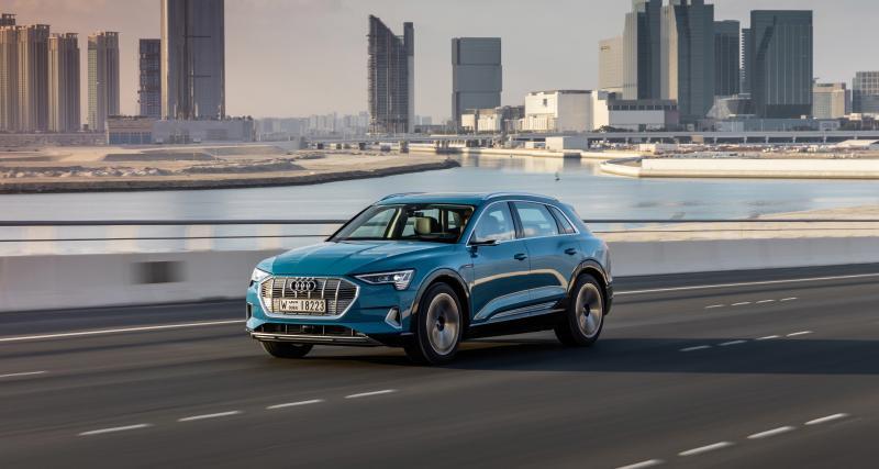 Audi e-Tron Charging Service : qu'est-ce que c'est ?