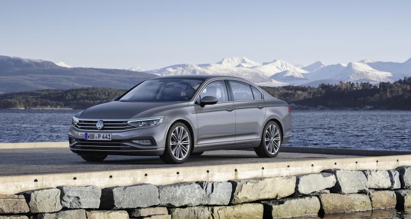 Volkswagen Passat: toutes les photos de la 8e génération de la familiale