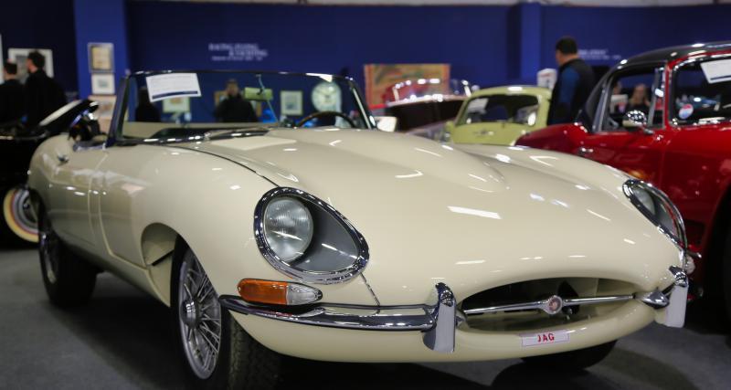 Rétromobile2019 : toutes nos photos des modèles de la vente Artcurial