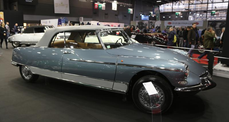 Rétromobile 2019 : les 18 Citroën Chapron en photos