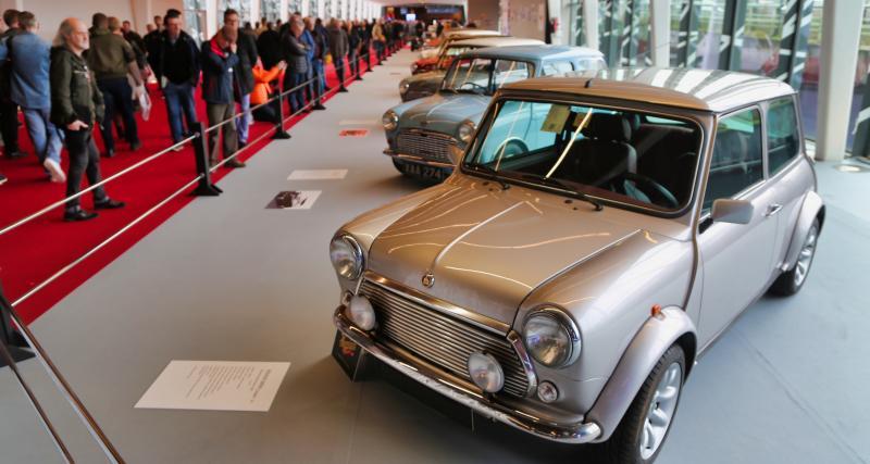 Rétromobile2019 : toutes nos photos des 60 ans de la MINI