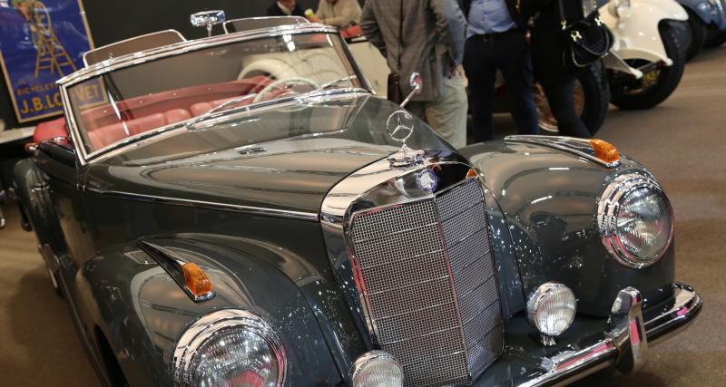 Axel Schuette Fine Cars : nos photos du stand au Rétomobile 2019
