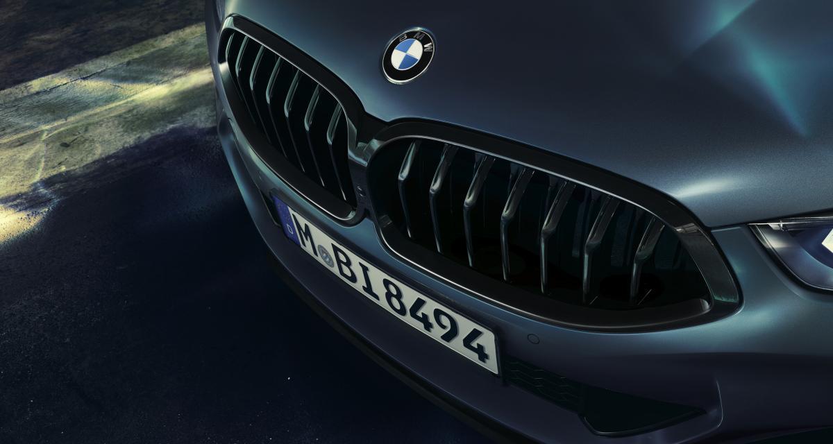 BMW Série 8 Coupé : la « First Edition » en quatre points