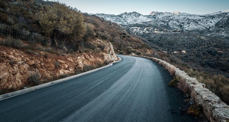 Flashé à 140 km/h sur une route corse limitée à 80