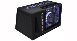 Crunch commercialise un nouveau caisson de grave au design tuning