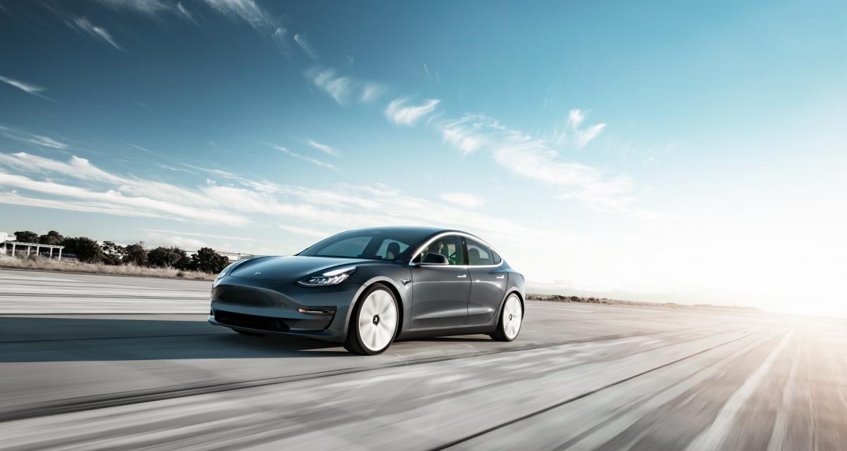 Tesla Model 3 : la reine de l'électrique dans le monde, c'est elle