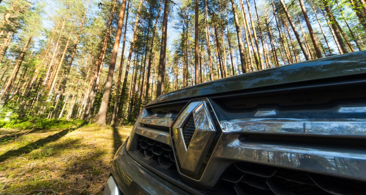 Dacia Duster : une version pick-up en approche