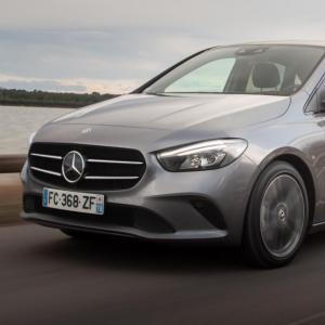 Essai complet Mercedes Classe B : au volant du nouveau monospace allemand