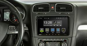 "Radical commercialise un autoradio Android ""plug and play"" pour les VW Golf 6"