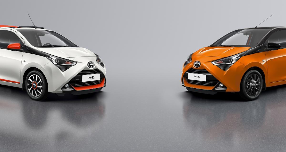 Salon de Genève : deux éditions spéciales pour la Toyota Aygo