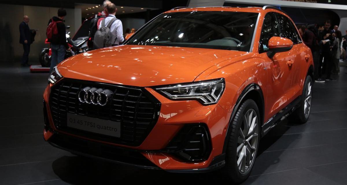 Retrouvez notre essai de l'Audi Q3 au Maroc