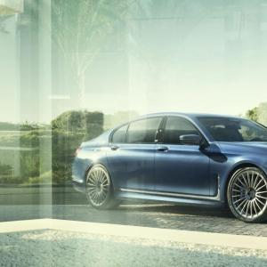 Alpina B7 2020 : toutes les photos de la version hautes performances