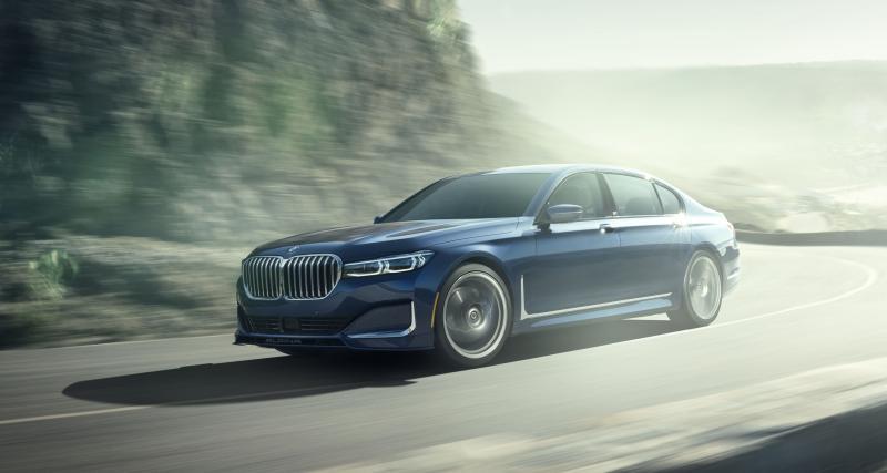 Alpina B7 2020 : pour combler l'absence de la BMW M7 ?