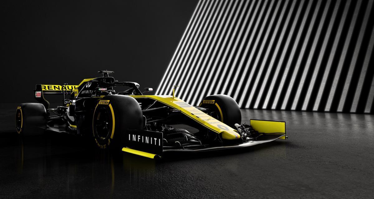Renault R.S.19 : toutes les photos de la nouvelle monoplace