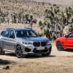 Nouvelles BMW X3 M et X4 M: toutes les infos, photos et vidéos