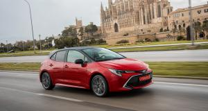 Esssai Toyota Corolla Hybride 180h : nos impressions au volant de la compacte japonaise