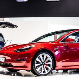 Tesla Model 3 : disponible en France cette semaine