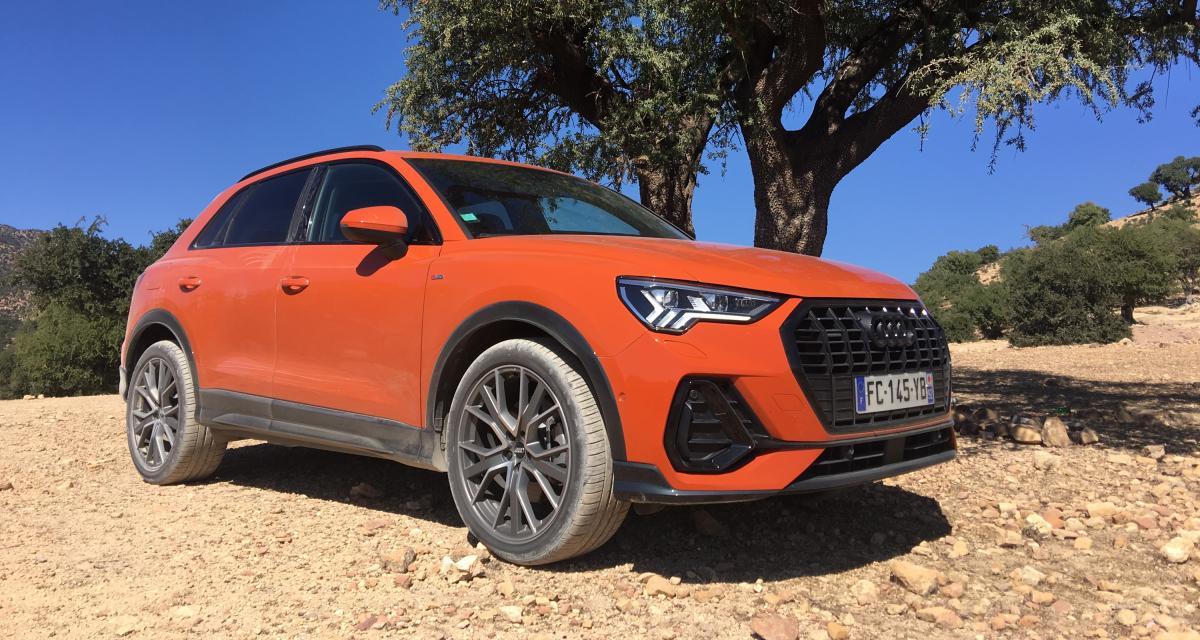 Essai Audi Q3 : nos photos de la version Quattro du SUV compact