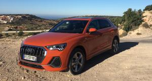 Essai Audi Q3 : nos impressions au volant