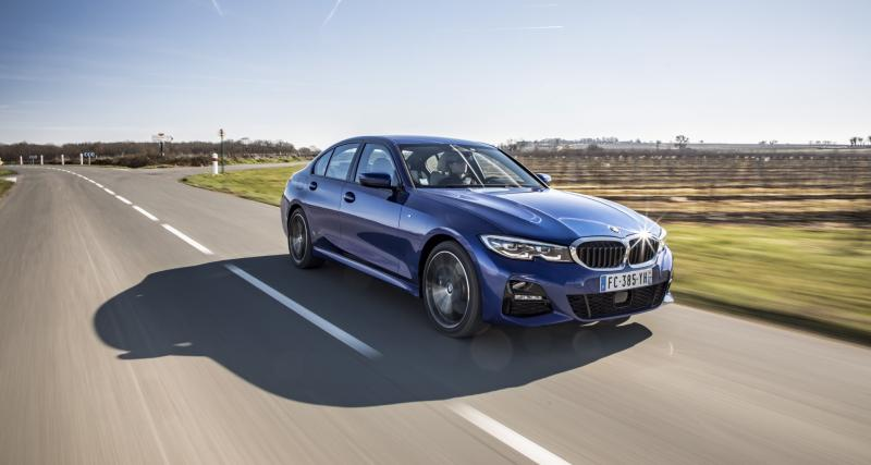 Essai BMW Série 3 : les photos de notre essai