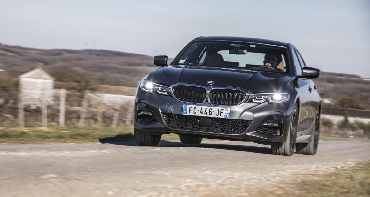 BMW Série 3 : notre essai de la berline allemande en 4 points