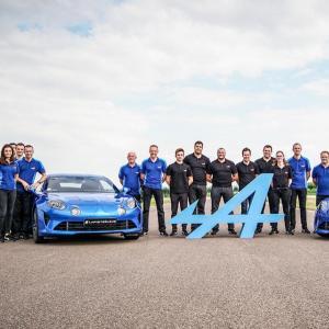 Alpine propose une seconde saison de « la piste bleue » pour ses clients