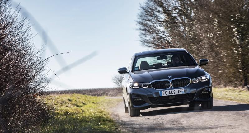 Essai nouvelle BMW Série 3: toutes les photos de la version 330i de 258 chevaux