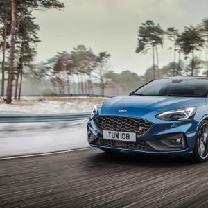 Ford Focus ST 2019 : encore plus de puissance !