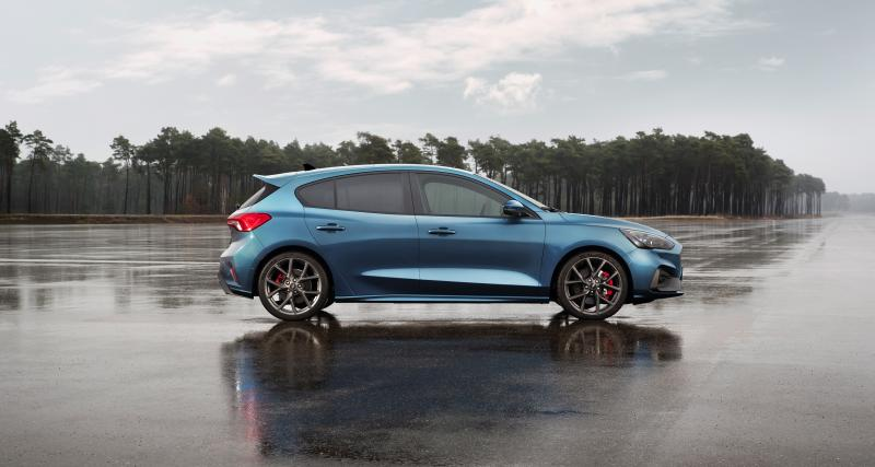 Ford Focus ST : on passe à 280ch !
