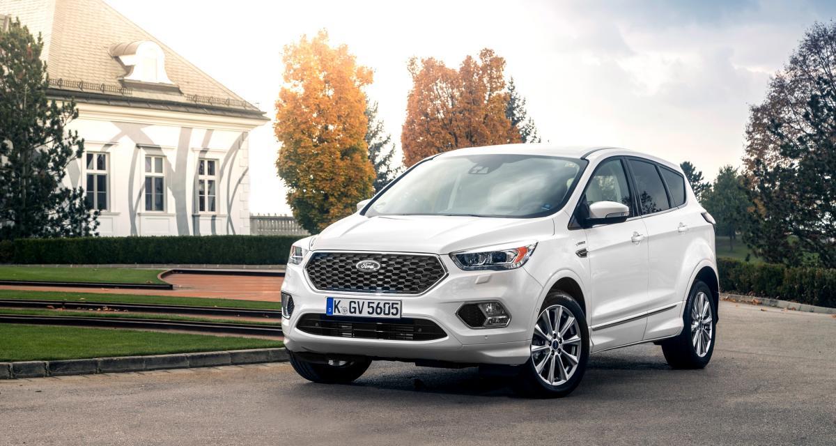 Ford Kuga Flexifuel: le Suv alternatif